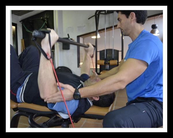 Servei Entrenador Personal - Complex Esportiu Valldoreix
