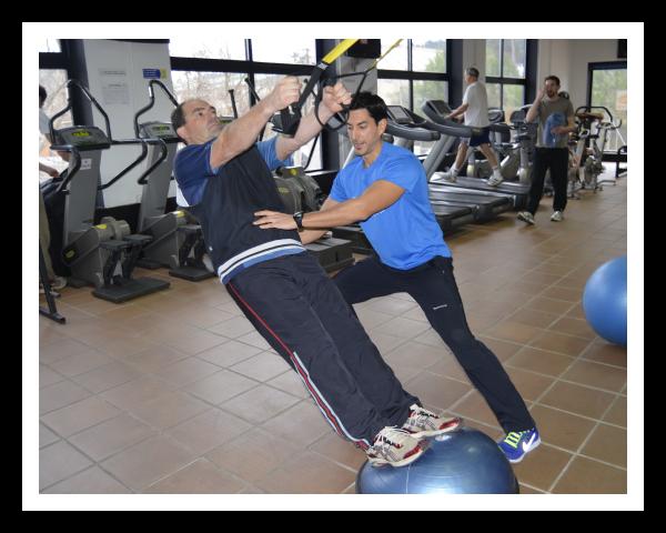 Servei Entrenador Personal 2 - Complex Esportiu Valldoreix