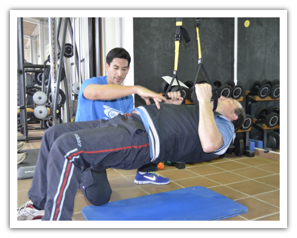 Servei Entrenador Personal 3 - Complex Esportiu Valldoreix
