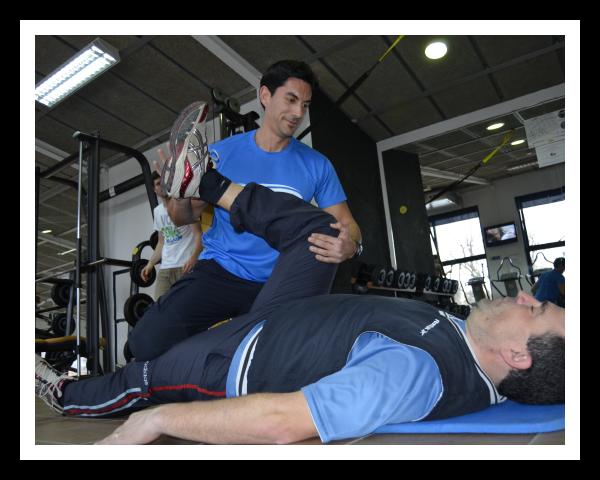 Servei Entrenador Personal 4 - Complex Esportiu Valldoreix