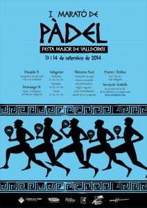 I Marató de Pàdel de Festa Major