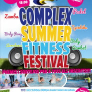 Complex Summer Fitness Festival
