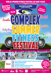Complex Summer Fitness Festival 2015