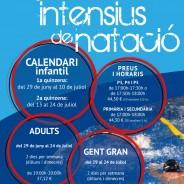 Cursets intensius de natació 2015