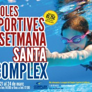 Setmana Santa 2016 al Complex